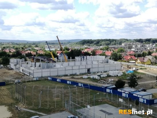 Podkarpackie Centrum Lekkoatletyczne UR [Zdjęcia z 12.07.2018] - Inwestycje w Rzeszowie - zdj. 6